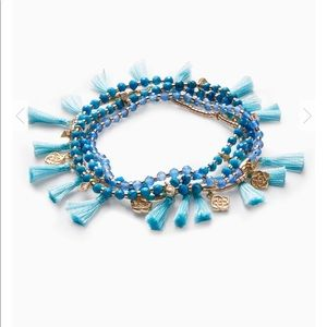 Kendra Scott Julie bracelet set